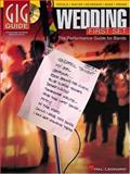 Wedding First Set, Hal Leonard Music Books Staff and Gig Guides Staff, 0634020986