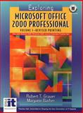 Exploring Microsoft Office 2000, Barber, Maryann and Grauer, Robert T., 013062098X