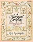 A Maryland Sampling 9780938420989