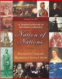 Nation of Nations : A Narrative History of the American Republic, Davidson, James West, 0072870990