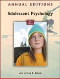 Annual Editions: Adolescent Psychology, 8/e, Stickle, Fred, 0078050995