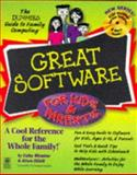 Great Software for Kids and Parents, Cathy Miranker, 0764500996
