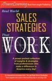 Real World Sales Strategies That Work 9781885640994