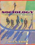 Sociology : A Brief Introduction, Thio, Alex, 0205350992
