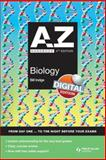 A-Z Biology Handbook, Indge, Bill, 0340990996