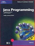 Java Programming Complete Concepts and Techniques, Shelly, Gary B. and Cashman, Thomas J., 0789560992