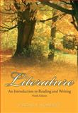 Literature : An Introduction to Reading and Writing, Roberts, Edgar V. and Zweig, Robert, 0136040993