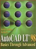 AutoCAD LT 98 : Basics Through Advanced, Madsen, David A. and Rawls, Rod, 0130851000