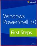 Windows Powershell 3.0 First Steps, Wilson, Ed, 0735681007