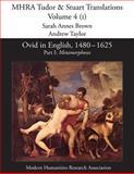 Ovid in English, 1480-1625, , 1781881006