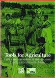 Tools for Agriculture, Ian Carruthers, 185339100X