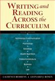 Writing and Reading Across the Curriculum, Behrens, Laurence and Rosen, Leonard J., 032129100X