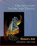 Organization Theory and Design 9780324021004