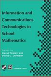 Information and Communications Technologies in School Mathematics, , 0412821001