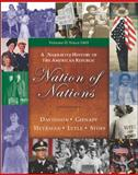 Nation of Nations : A Narrative History of the American Republic, Davidson, James West, 0072871008