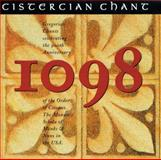 1098 Cistercian Chant, St. Joseph's Abbey Staff, 0966321006