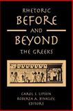 Rhetoric Before and Beyond the Greeks