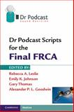 Dr Podcast Scripts for the Final FRCA, , 1107401003