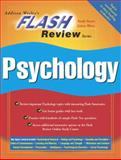 Flash Review : Introduction to Psychology, Allyn and Bacon Editorial Staff and Pearson Education Staff, 020535100X
