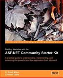 Building Websites with the ASP. NET Community Starter Kit, Darie, Cristian and Allen, K. Scott, 1904811000