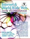 Internet and World Wide Web How to Program, Deitel and Associates Staff and Deitel, Abbey, 0132151006