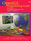 OpenGL Programming Guide : The Official Guide to Learning OpenGL, Version 2. 1, Shreiner, Dave and Woo, Mason, 0321481003