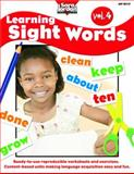 Learning Sight Words Vol. 4, Barbara Rankie, 1553861019