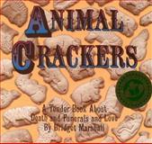 Animal Crackers, Bridget Marshall, 1561231010