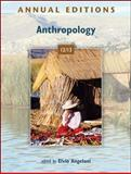 Anthropology 12/13, Angeloni, Elvio, 0078051010