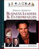 African-American Business Leaders and Entrepreneurs, Kranz, Rachel, 0816051011