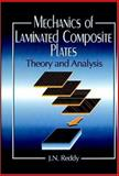 Mechanics of Laminated Composite Plates : Theory and Analysis, Reddy, J. N., 0849331013