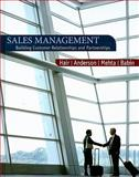 Sales Management : Building Customer Relationships and Partnerships, Babin, Barry J. and Hair, Joseph, 0618721010