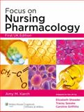 Nursing Pharmacology, Karch, Amy M. and Sheader, Liz, 1901831019