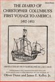 The Diario of Christopher Columbus's First Voyage to America, 1492-1493, Christopher Columbus, 0806121017