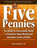 Five Pennies, Lonnie Helgerson, 098518101X