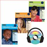 Grades K-6 Progress-Monitoring Comprehension Assessments Set : Books with CD-ROM, , 1607191016
