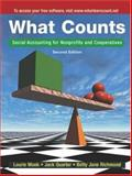 What Counts : Social Accounting for Nonprofits and Cooperatives, Mook, Laurie and Quarter, Jack, 1905941013