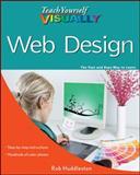 Web Design, Rob Huddleston, 0470881011