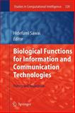 Biological Functions for Information and Communication Technologies : Theory and Inspiration, , 3642151019