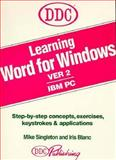 Learning Word 7 for Windows 9781562431020
