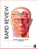 Rapid Review : Anatomy Reference Guide, Anatomical Chart Company, 160547102X