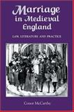 Marriage in Medieval England 9781843831020