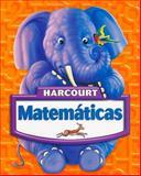 Harcourt School Publishers Matematicas, Harcourt School Publishers Staff, 0153411023