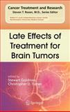 Late Effects of Treatment for Brain Tumors, Goldman, Stewart and Turner, Christopher, 0387771026
