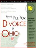 How to File for Divorce in Ohio, John Gilchrist and Edward A. Haman, 1572481021