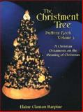 Christment Tree Pattern, Elaine C. Harpine, 1566081025