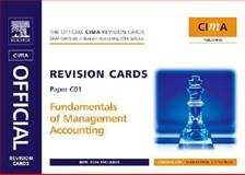 CIMA Revision Cards Fundamentals of Management Accounting, Walker, Janet, 0750681020
