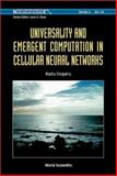 Universality and Emergent Computation in Cellular Neural Networks 9789812381026