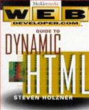 Web Developer.com Guide to Dynamic HTML 9780471241027