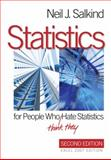 Statistics for People Who (Think They) Hate Statistics : Excel 2007 Edition, Salkind, Neil J., 1412971020